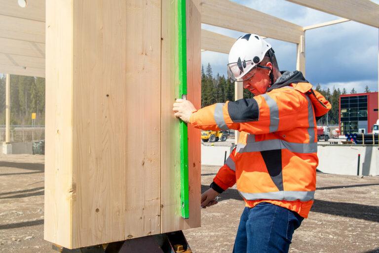 Asennus- ja rakennusvaihe